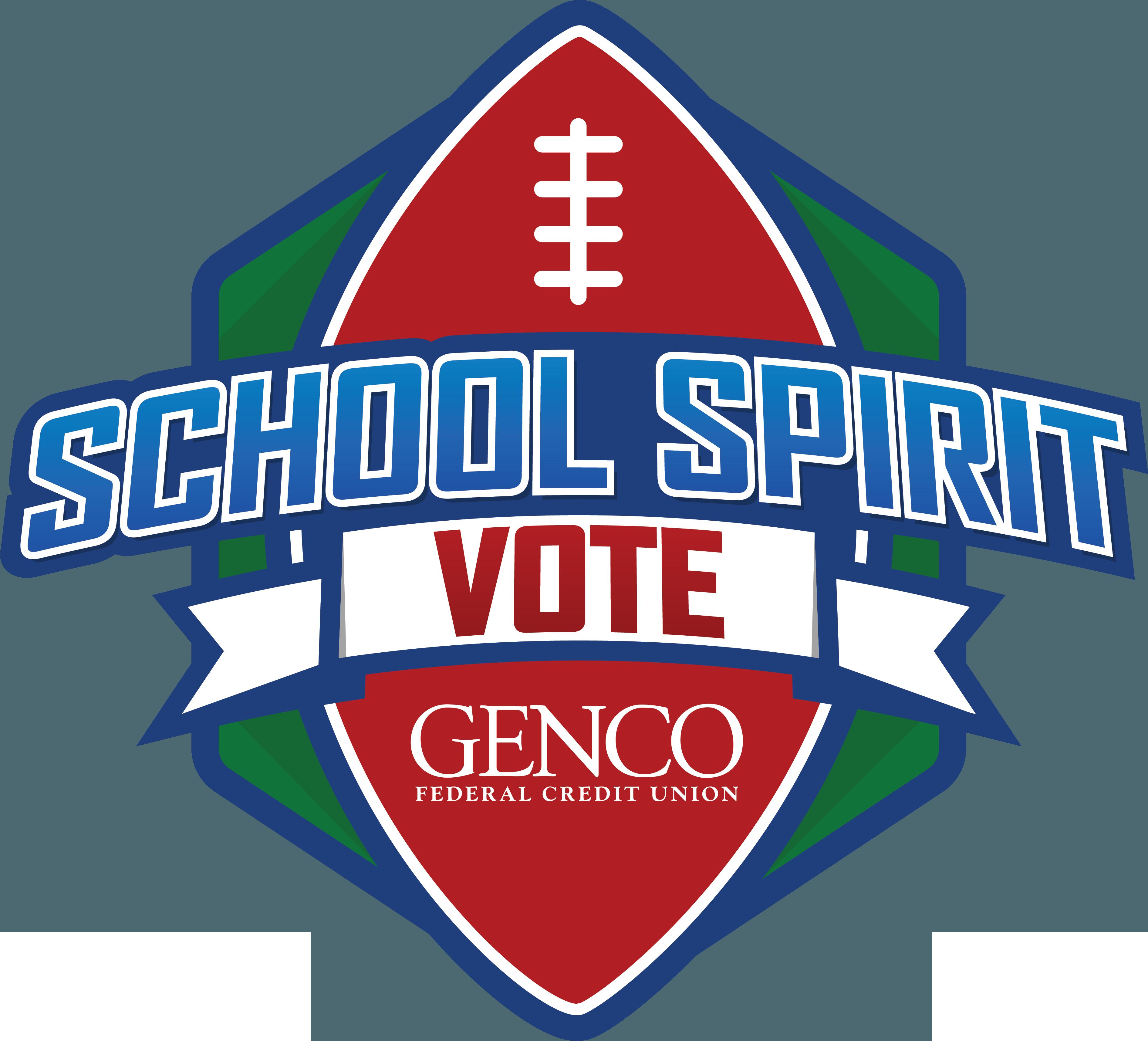 GENCO School Spirit Vote